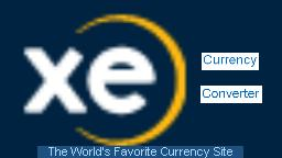 XE Currency Converter